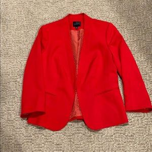 Limited Red Blazer Size M